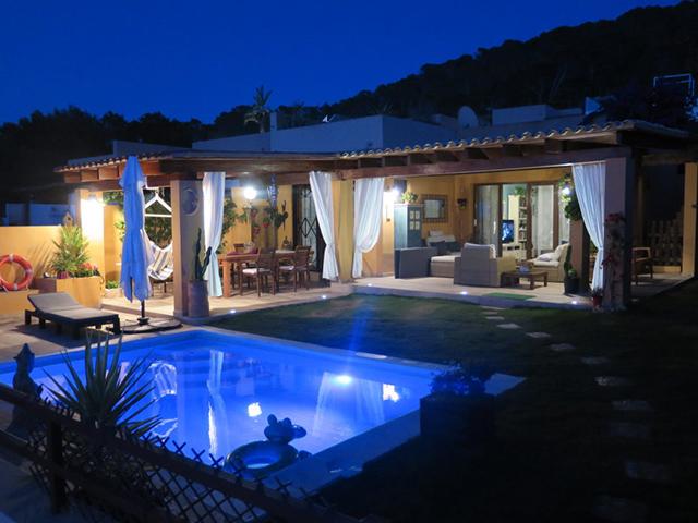 Villa met zeezicht Cala Moli