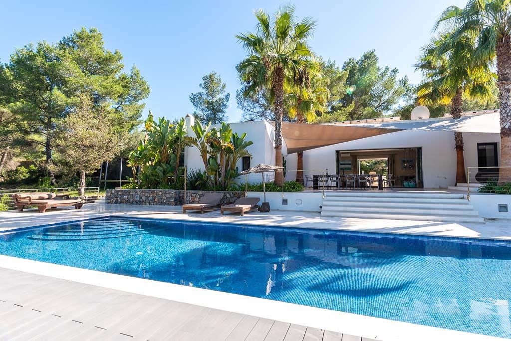 Bohemian villa met licentie