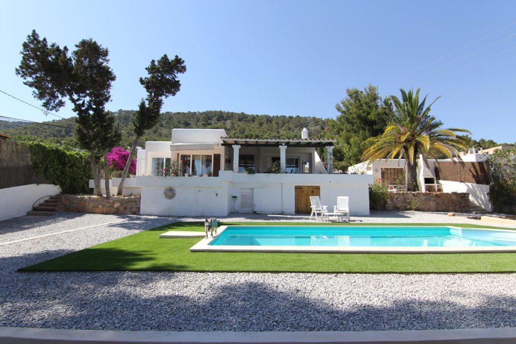 Authentiek huis in Sa Carroca omringd door natuur