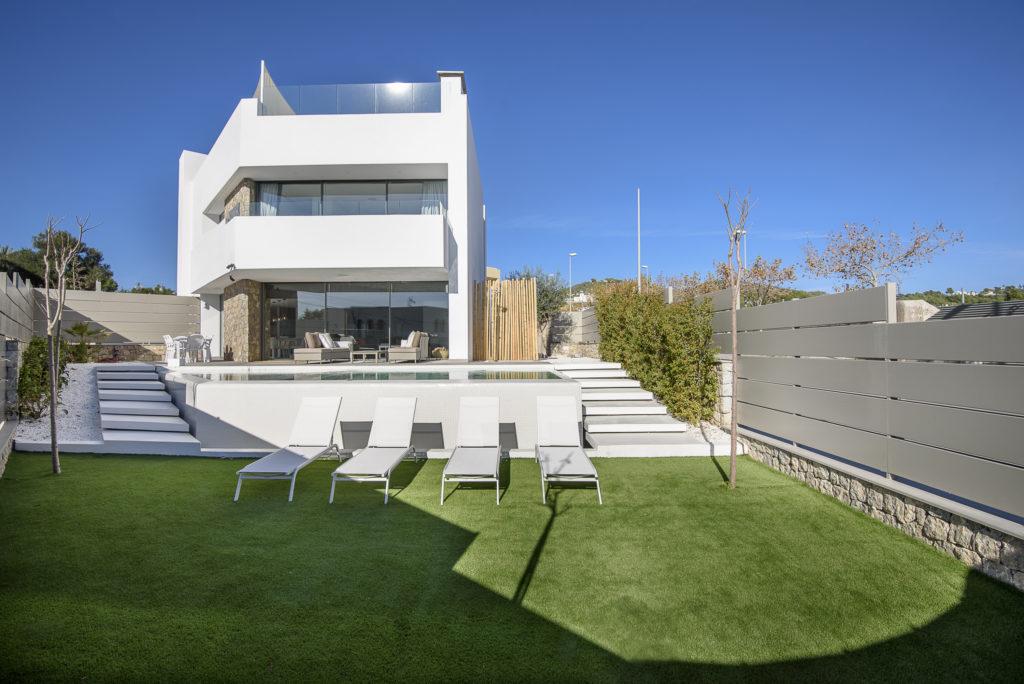 Luxe villa in Ses Torres Talamanca