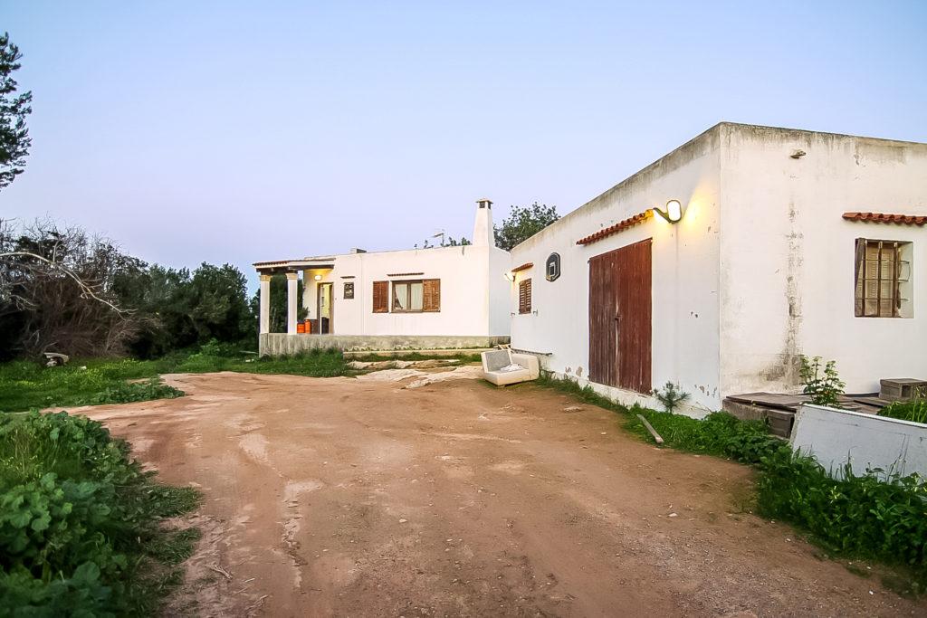 Landhuis platteland San Rafael