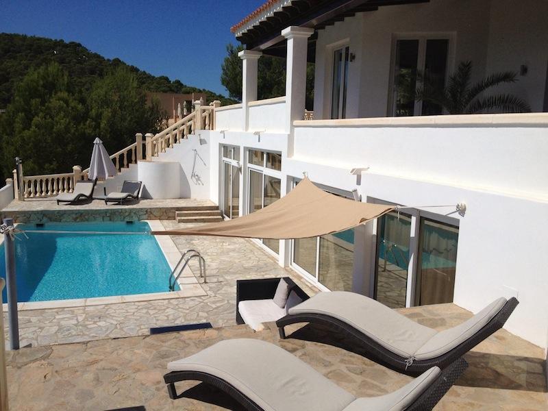 Villa Rosa met licentie