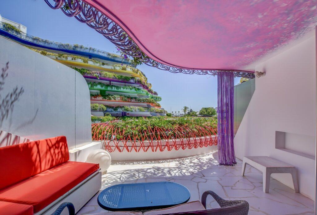 Luxe appartement in het beroemde Las Boas gebouw