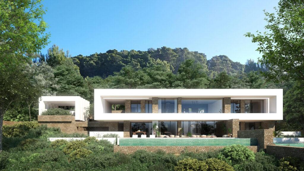 Gloednieuwe superluxe villa s in Roca Llisa!