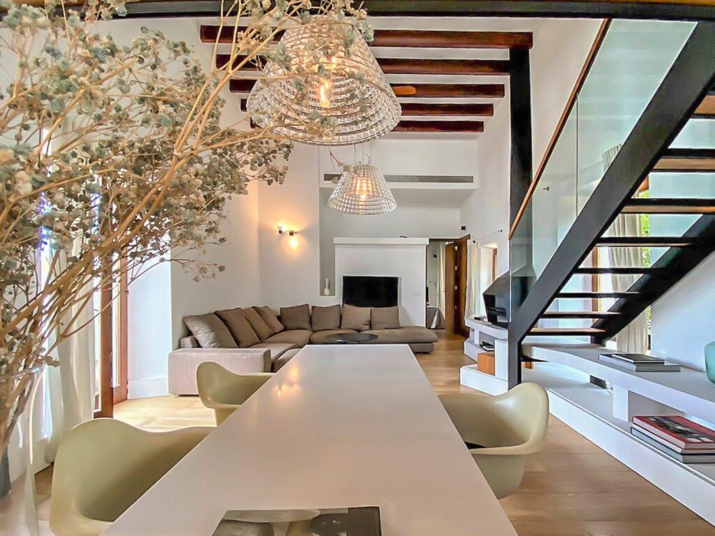 Design, luxe, traditie en heerlijke vibes? Allemaal mogelijk in Dalt Vila!
