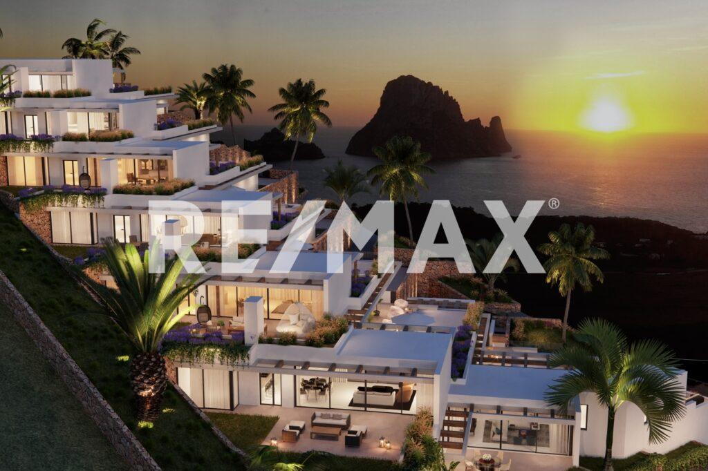 NOG MAAR 2 VILLAS BESCHIKBAAR! Gloednieuwe luxe villas te koop met uitzicht op Es Vedra
