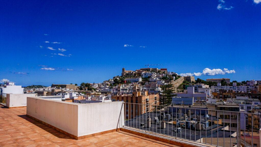 Fenomenaal Penthouse met het beste uitzicht van Ibiza