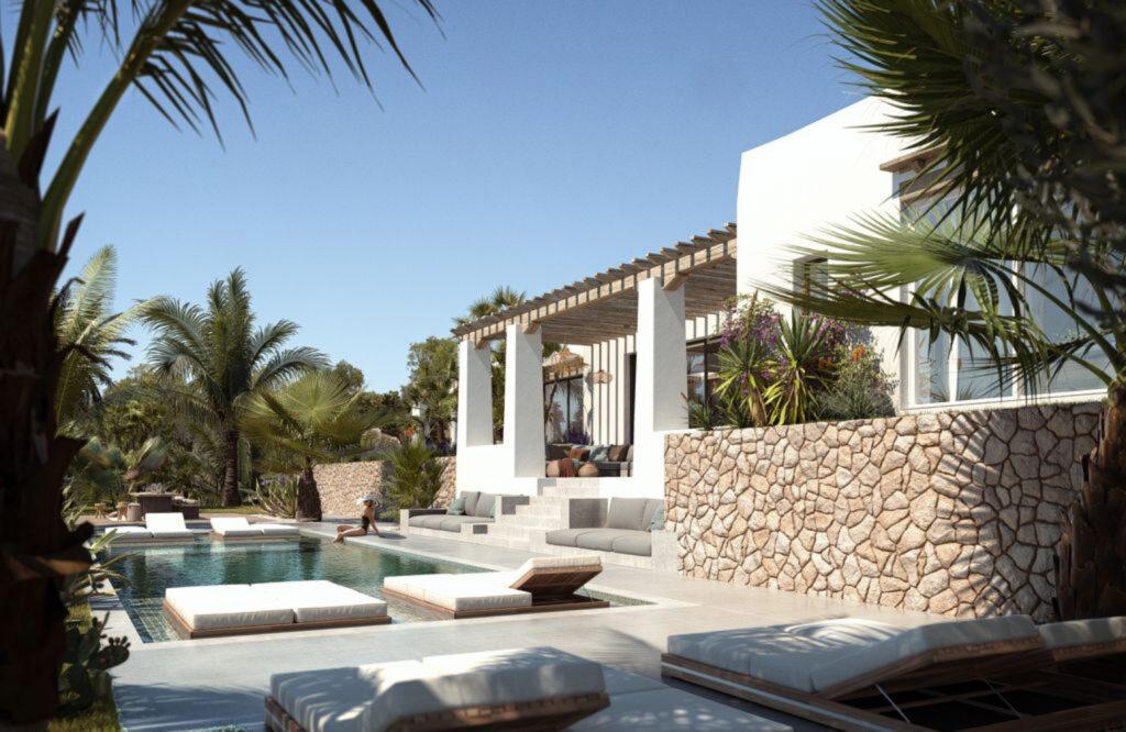 Superluxe villa te koop ontworpen door de bekende architect Blakstad.