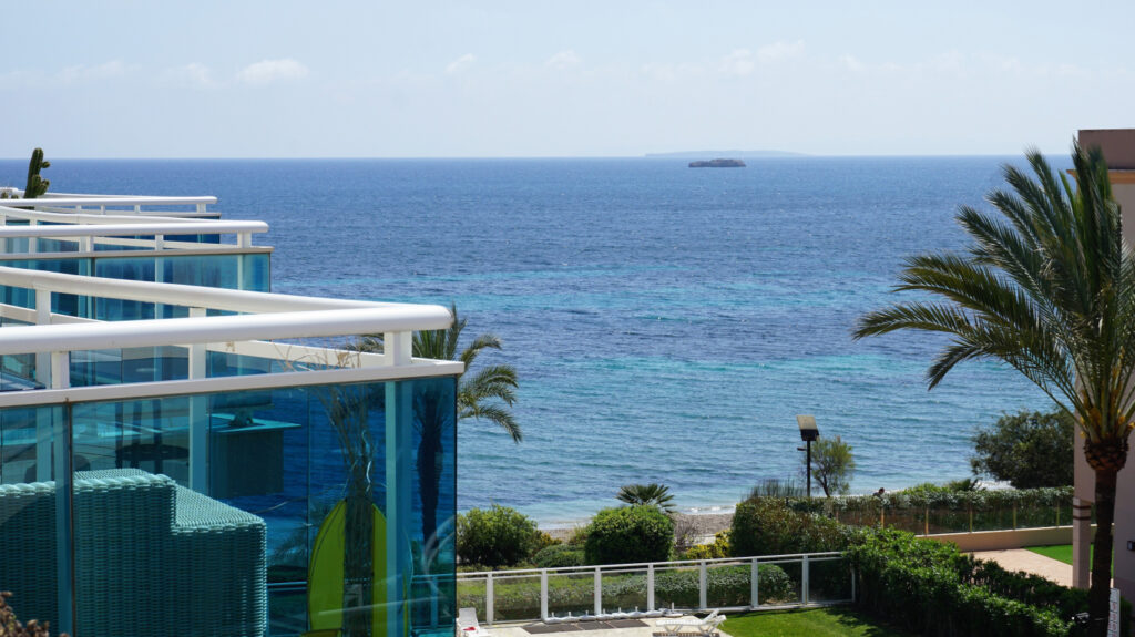 Spectaculair Penthouse in een complex aan zee.