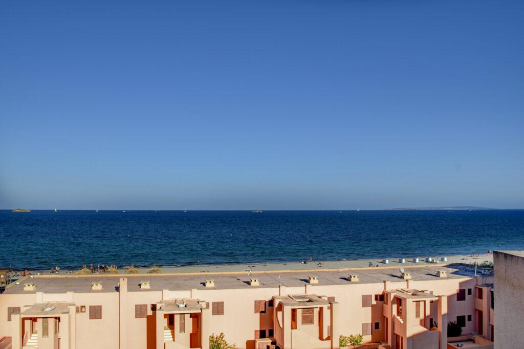 Prachtig appartement aan de kust met uitzicht op Formentera